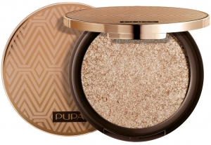 Pupa Savanna 3D Gold Eyeshadow - Göz Farı