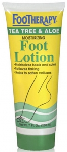 Queen Helene Tea Tree & Aloe Foot Lotion