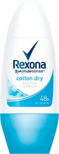 Rexona Cotton Dry Anti-Perspirant Bayan Deo Roll-On