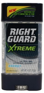 Right Guard Xtreme Ultra Gel Energy Antiperspirant Deodorant