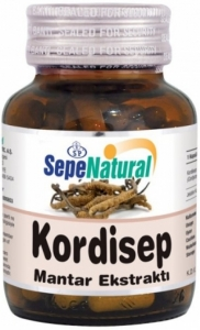 Sepe Natural Kordisep Mantarı