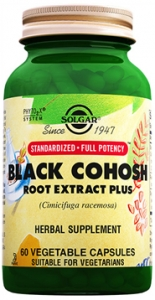 Solgar Black Cohosh Root Extract Kaps�l