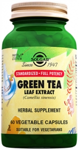 Solgar Green Tea Leaf Extract Kapsül