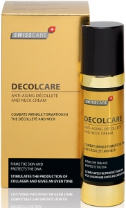 SwissCare DecolCare Anti-Aging Decollete & Neck Cream