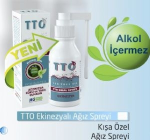 Tea Tree Oil Ağız Spreyi