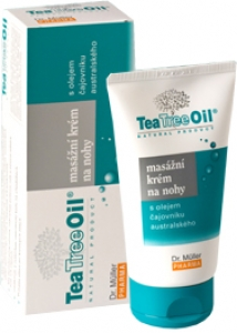 Tea Tree Oil Masaj Kremi