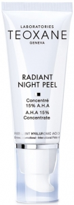 Teoxane Radiant Night Peel Concentrate