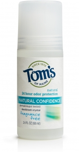 Toms Of Maine Doğal Kokusuz Crystal Deodorant Roll-On