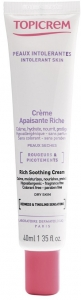 Topicrem Rich Soothing Face Cream