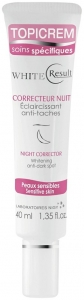 Topicrem White Result Corrector Night Cream