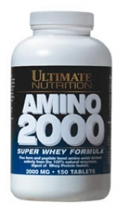 Ultimate Nutrition Amino 2000 325 Tablet