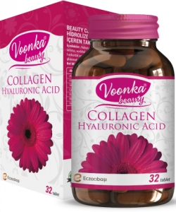 Voonka Collagen + Hyaluronic Acid Tablet